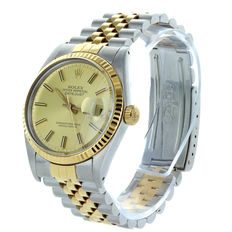 Rolex Oyster Perpetual Datejust Ref.: 16013 – Men's watch – 1884