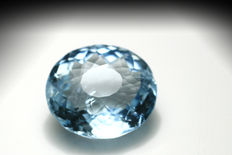 Aquamarine –  6,04 ct