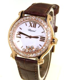 Chopard  - Happy sport - Ref  4183  - year 2010