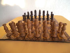 Old chess game