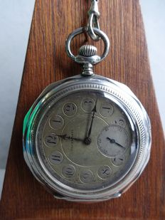 Ancre de Precision – Pacemaker Swiss pocket watch – approx.  1920