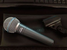 SHURE BETA 58A - Microphone for voice