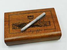 "Montegrappa fountain pen. ""Two Roses Collection"" Especial Edition - Lancaster. 1994"