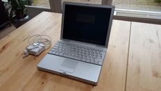 Apple Powerbook G4 - 12''inch, 1Ghz, 1,25GB Ram, 60 GB HD incl. Charger + new Battery!