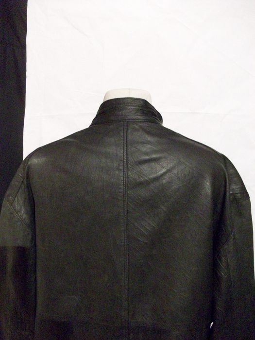 Olivier Strelli Leather Jacket Catawiki
