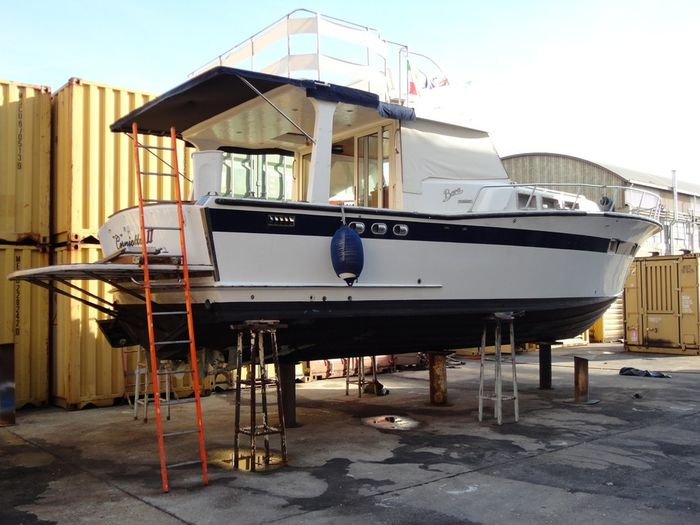 Cabin cruiser Fly Bora Mayor 11 - 1970