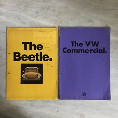 Volkswagen Beetle & Commercial Catalogues 1970's