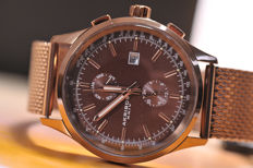 Akribos XXIV Chronograph – Men's wristwatch – Never worn, new condition – 633-2017