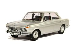 Minichamps - Scale 1/18 - BMW 1800 Ti 1965 - Silver