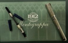 "Montegrappa fountain pen. Special edition 1994 ""Two roses collection"". York."