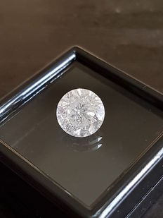 Diamond - 1.05 ct - G Color SI2 VG/VG/VG - Including IGL Certificate.