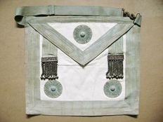 Freemasonry; Leather Apron, from the UK - approx. 3rd quarter of 20th  century