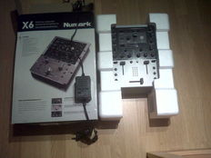 Numark X6 as new including box