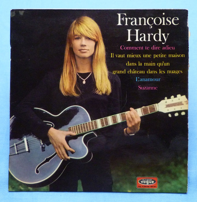 hardy singles Françoise hardy made her film debut in 1963, after having been.