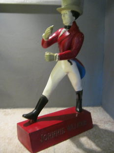 "Large advertising figurine ""Johnny Walker"" - 80s/90s"