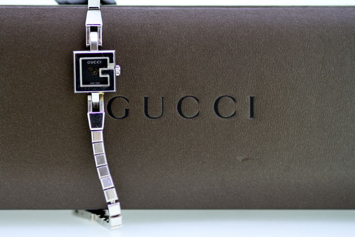 Gucci - Stainless Steel Ladies Quartz Wristwatch