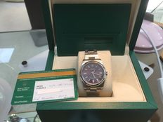 Rolex Oyster Perpetual Ref. 116000 - Mens watch - 2014