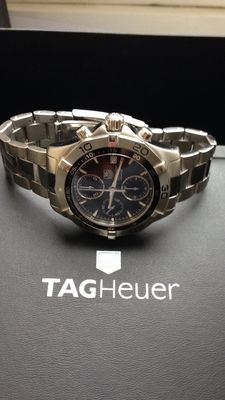 TAG Heuer Aquaracer Automatic – men's watch – 2007