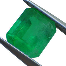 1.58ct Emerald - No Reserve