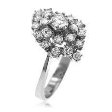 Ladies' Diamond 'Entourage' Ring,