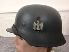 WW2 German Helmet Md 35 Wehrmacht