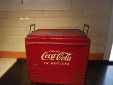 Original Coca Cola fridge