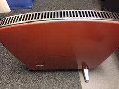 Design electro heater by Inventum with special cord.