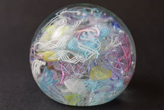 A.VE. M.  (Murano) - Rare Paperweight from the Fili series
