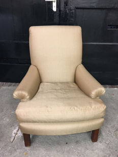Large armchair, Company Dols, Amsterdam, recent manufacturing