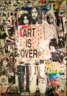 Mr Brainwash - Art Is Over - John Lennon