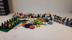 Assorted - 116 mini figures including Ninjago + Toy Story