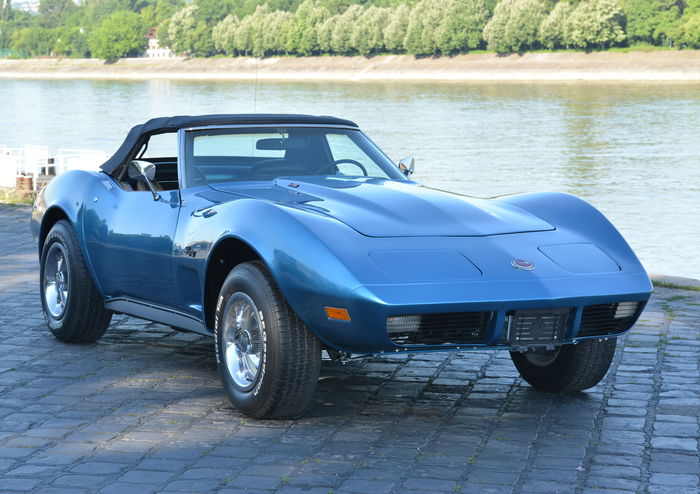 Chevrolet - Corvette Stingray Convertible - 1974