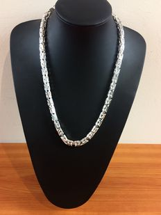 Silver necklace, 925 kt.