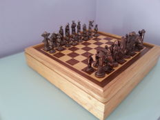Don Quixote chess - CAYRO 1992, as new