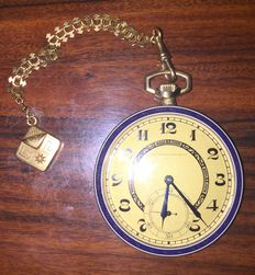 Tavannes – Gent's pocket watch – 1920