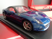 Check out our BBR - Scale 1/18 - Ferrari California T Abu Dhabi Blue No. 6 of 10