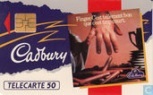 Finger de Cadbury