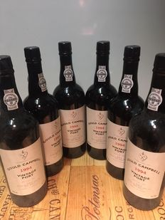 1994 Gould Campbell Vintage Port - 6 bottles