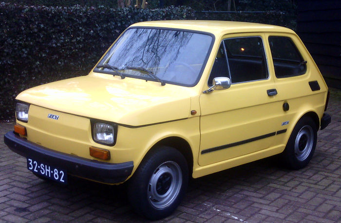 Fiat - 126 - Personal 4 - 1977