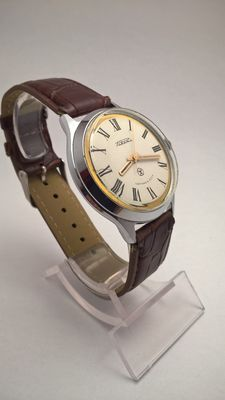 "Raketa ""Rocket""-sign of quality-soviet pilots watch, 1975"