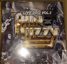 Thin Lizzy Live 2012 Vol 1&2  White Vinyl Mint 180 gr / Led Zeppelin -The Song Remains the Same /Riot - Fire Down Under
