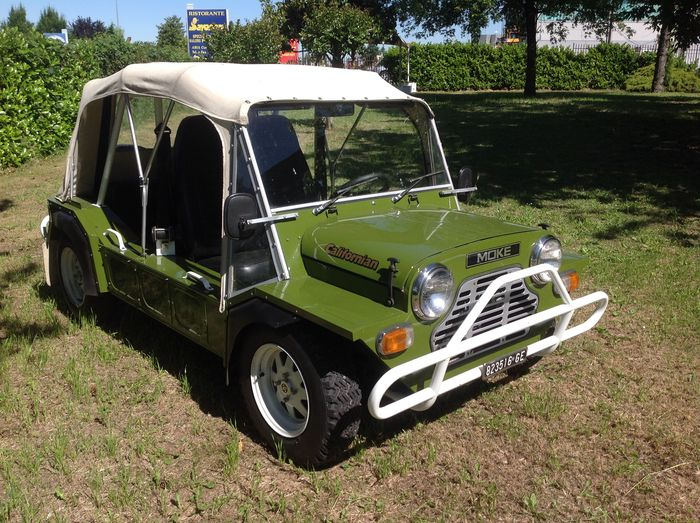 Leyland - Mini Moke Californian - 1981