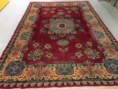 Persian Tabriz, almost 50 years old and in excellent condition! 340 x 240 cm