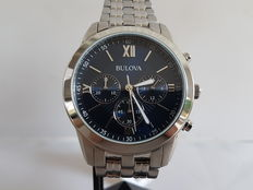 Bulova chronograph -- Wristwatch -- 2017