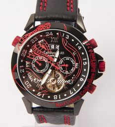 Calvaneo 1583 – Astonia Red Cobra – Limited Edition – Men's wristwatch New – Never worn