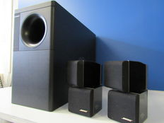 Bose Acoustimass 5 serie 2 speakerset Exclusieve Limited Edition.