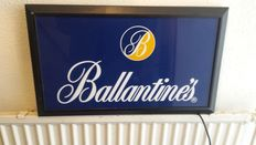 Ballantine's Light Box 1990s