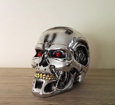 Terminator 2 - Judgement Day - 20th anniversary item - Endoskull