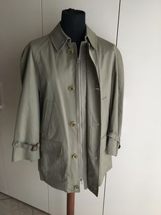 Aquascutum of London – Short overcoat.
