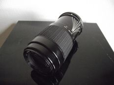 Sigma zoom lens f=70-210mm and 1:4.0-5.6 - multi coated - diameter 52mm - (Canon FD mount )